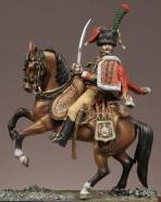 Officier des Chasseurs à Chéval de la Garde