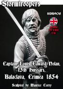 Captain Louis Edward Nolan