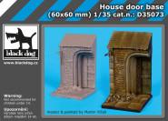 House Door Base