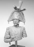 Drum Major Foot Grenadiers of the Imperial Guard