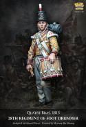 28th Regiment of foot Drummer