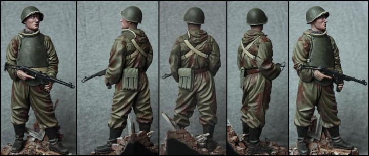 Soviet Assault Engineer