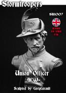 Union Officer ACW