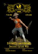 Butterfly Swordsman