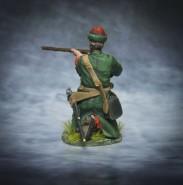 Russian fusilier