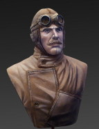 WWI British RFC Pilot