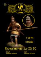 Mycenaean warrior