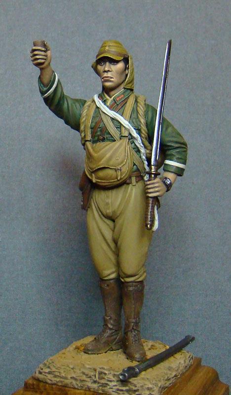 Japanese Paratrooper
