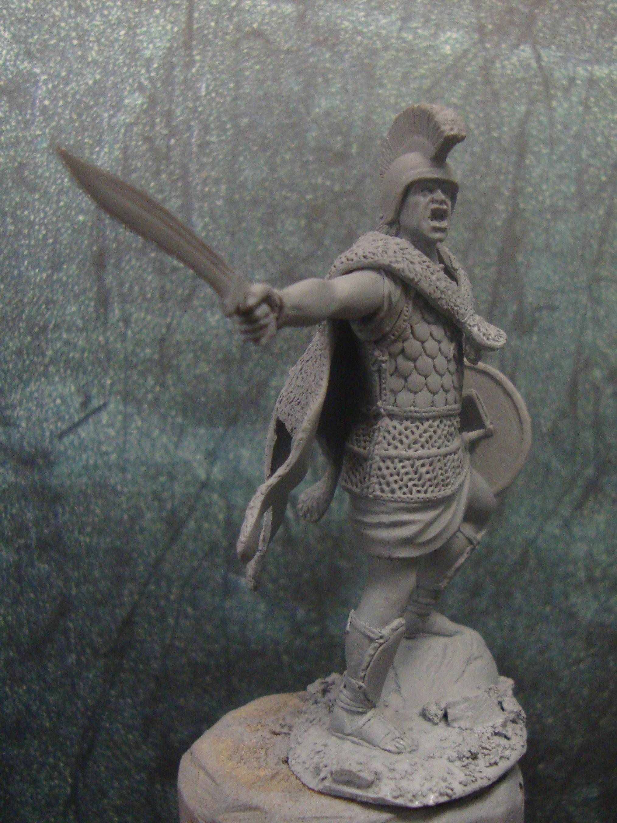 Iberian Warrior