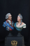 Prince Potemkin & Catherine ll the Great