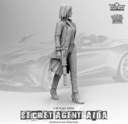 Secret Agent Aida