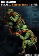 USMC Sniper Team