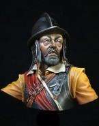 Pikeman Bust