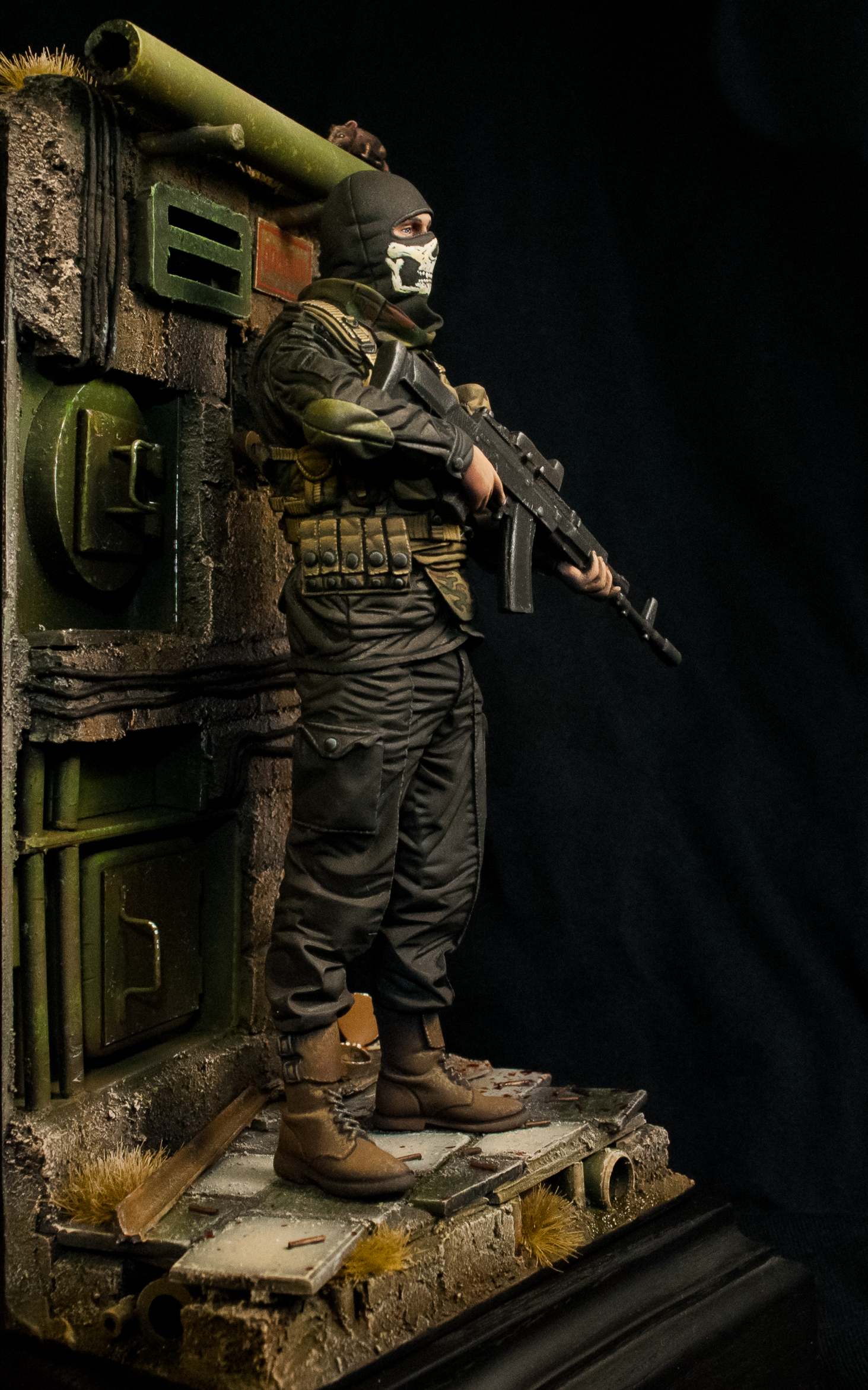 Modern Russian Soldier