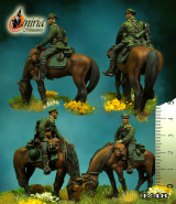 WWII German Cavalry NCO