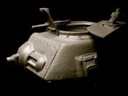Monty in Grant Tank