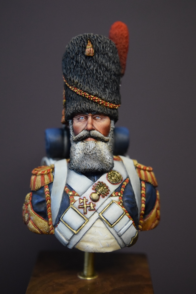 Old Guard Sapper 1810