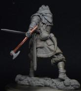 Scandinavian warrior