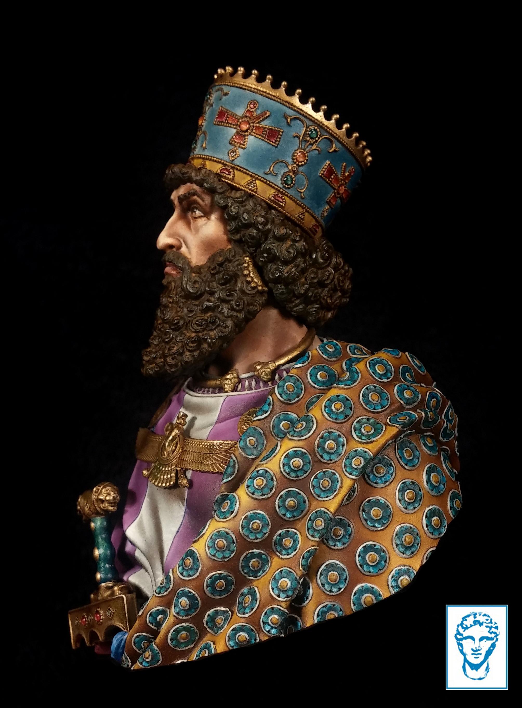 Persian King Xerxes