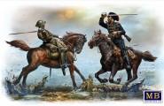 Cavalry Duel WW1