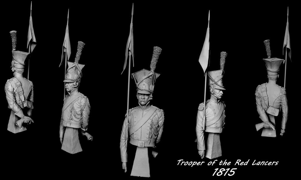 Red Lancer Trooper