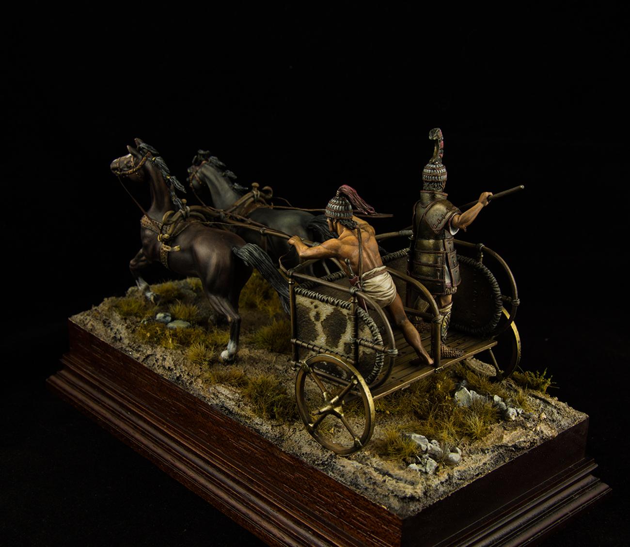 Mycenaean Chariot