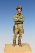 British Tank Crewman