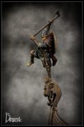 Viking Axeman