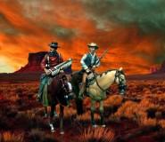 The desert centaurs