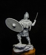 Dacian Warrior