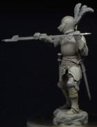 Burgundian knight