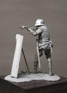 Burgundy crossbowman