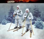 Russian Ski Troops