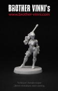 Female Sniper