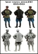 Soviet Tank Officer