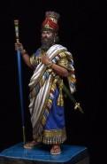Nabopolassar. King of Babylonia