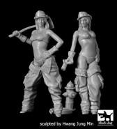 Firewoman