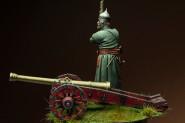 Russian Artilleryman