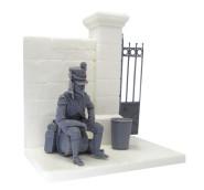 Tambour de l'infanterie