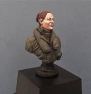 Female Tornado Pilot
