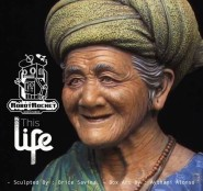 Old Lady of Bali