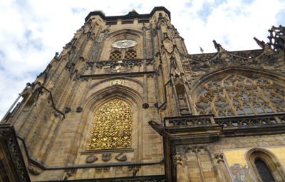 Hradczany Katedra - Praga centrum