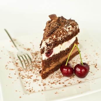 niemiecki tort wiśniowy