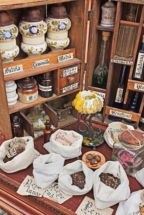 ziołolecznictwo i tradycyjna apteka