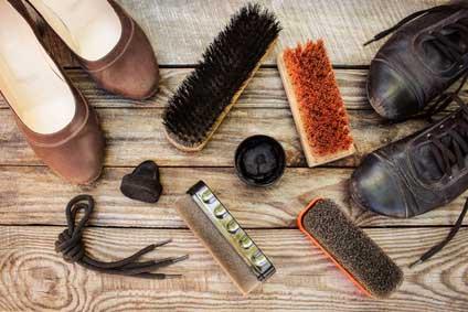 jak dbać i naprawiać buty?